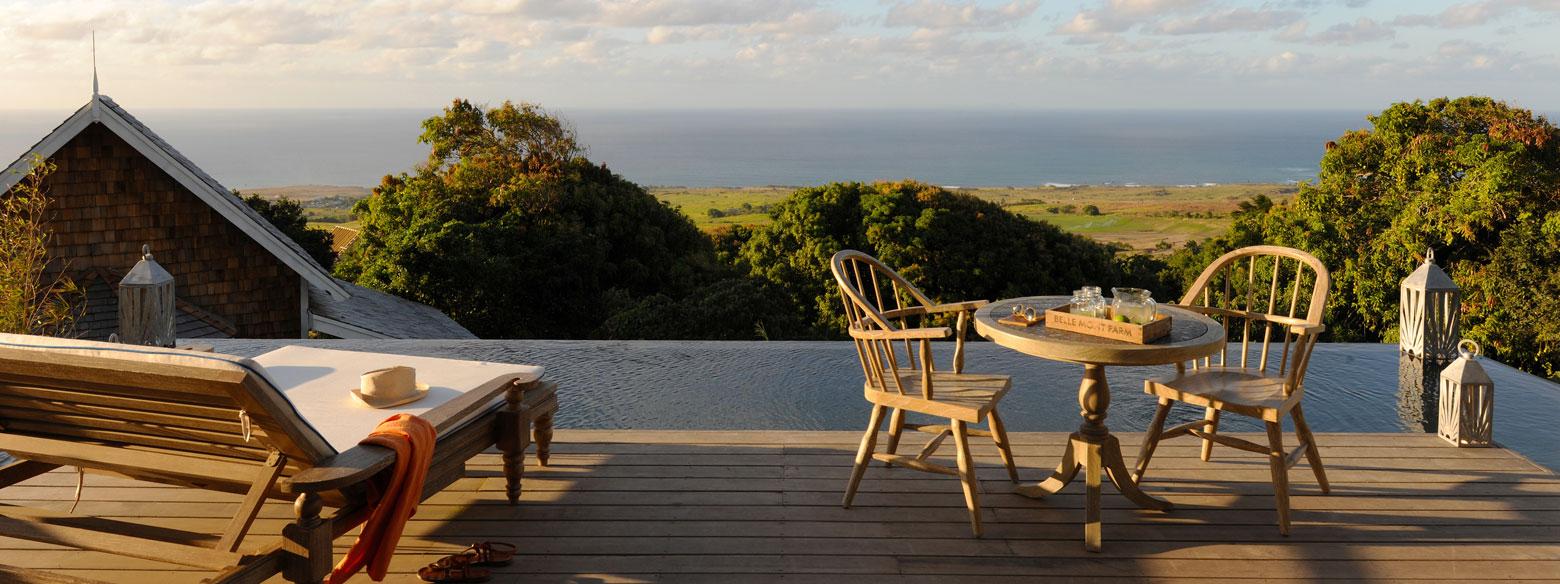 Kittitian Hill St. Kitts – View from Belle Mont Farm