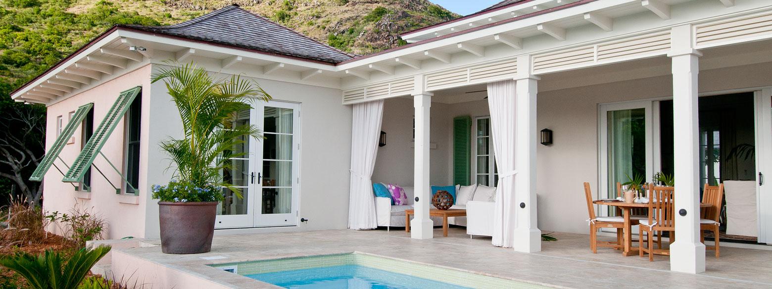 Windswept Villas St. Kitts