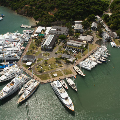 Dockyard - Antigua and Barbuda
