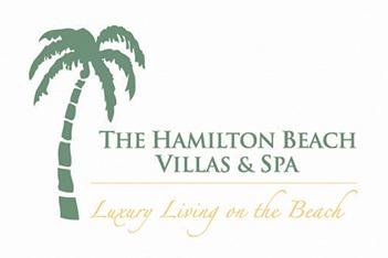 Hamilton Beach Logo hamilton beach villas and spa - csl