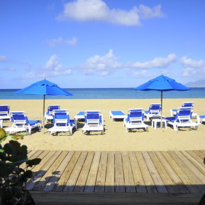 The Hamilton Beach Villas and Spa – Nevis