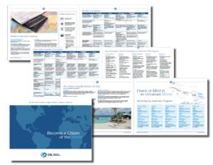 2017 CSL Caribbean Passport Comparison Guide